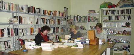 bibliothetaires